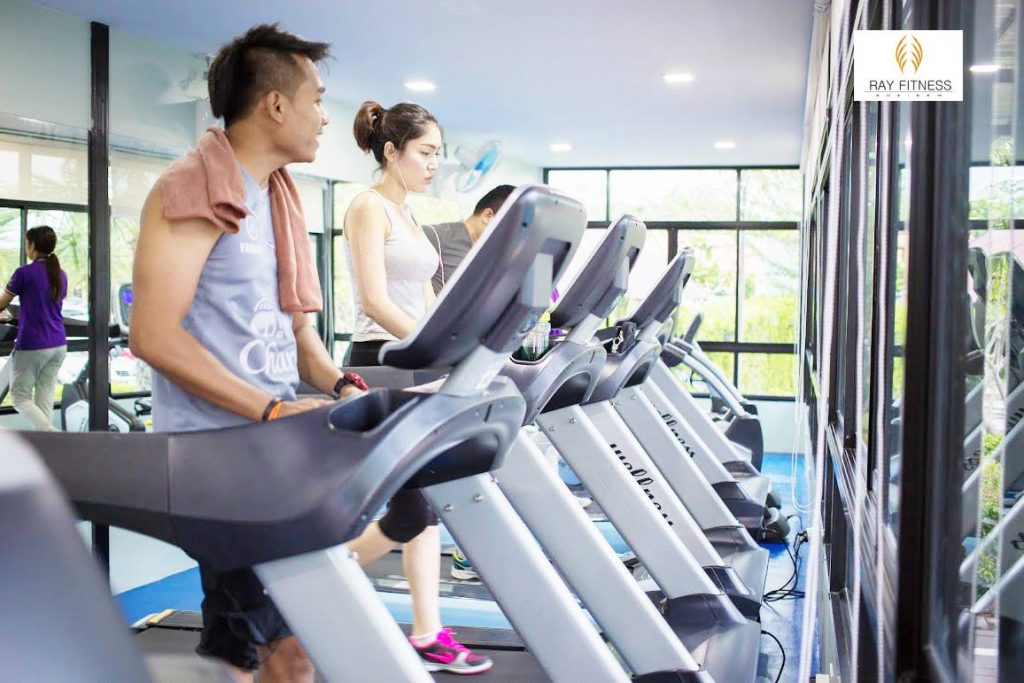 Cardio Room - Ray Hotel Buriram