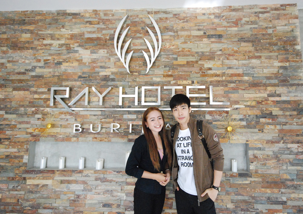 Ray Hotel Buriram Customers1