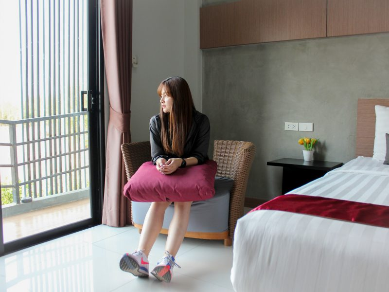 Inside Room - Ray Hotel Buriram
